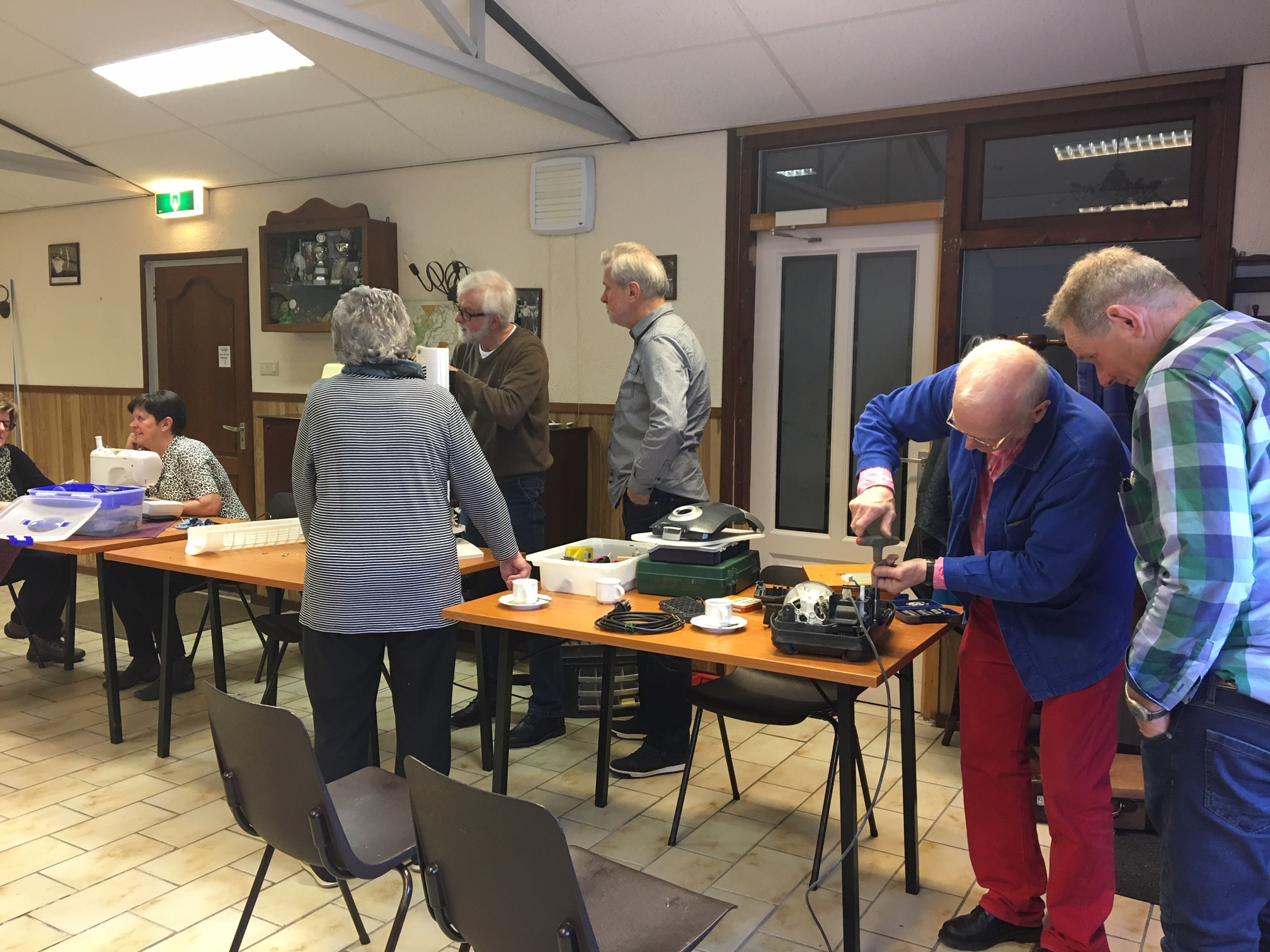 Repair Cafe Schufke 2